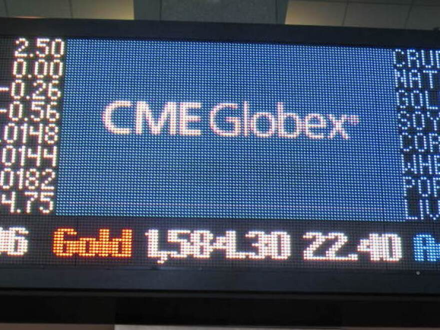 The latest business to complain about Illinois' corporate income tax is CME Group, parent to the Chicago Mercantile Exchange and Chicago Board of Trade.