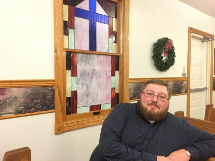 Pastor Brad Epperson
