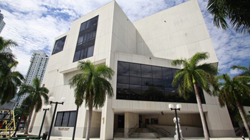 President Obama wants to make two years of public community college free for many students. But institutions like Miami Dade College, pictured here, could only participate if they also have a performance funding program.