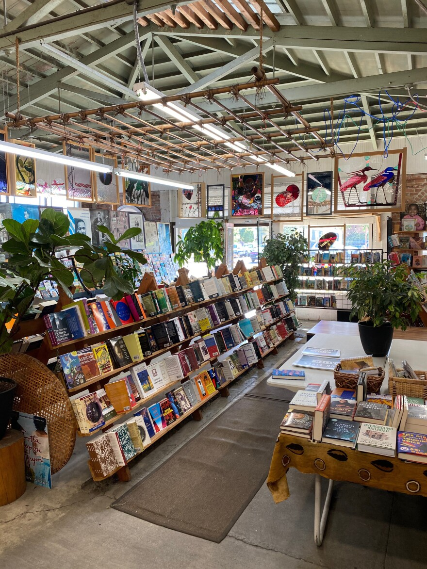 Marcus Books in Oakland is the oldest independent Black-owned bookstore in the country. It opened in 1960.