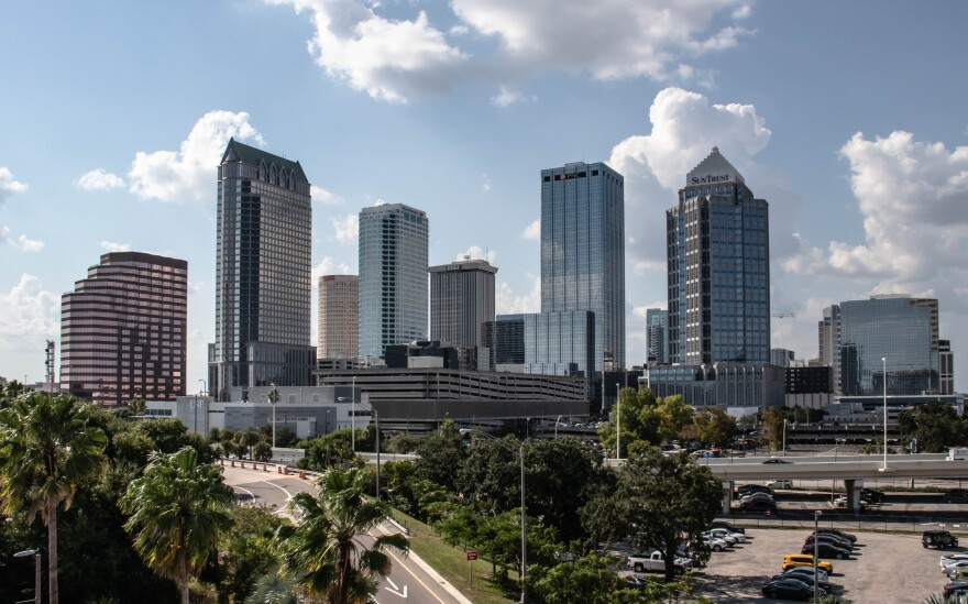 A survey says people in the Tampa Bay region are becoming more pessimistic about a quick economic recovery from the COVID-19 pandemic.