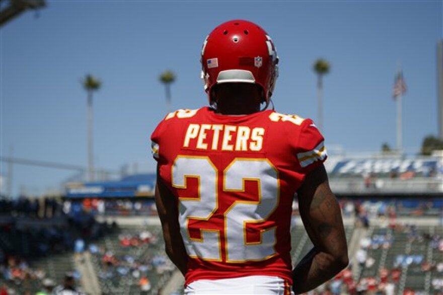Marcus Peters