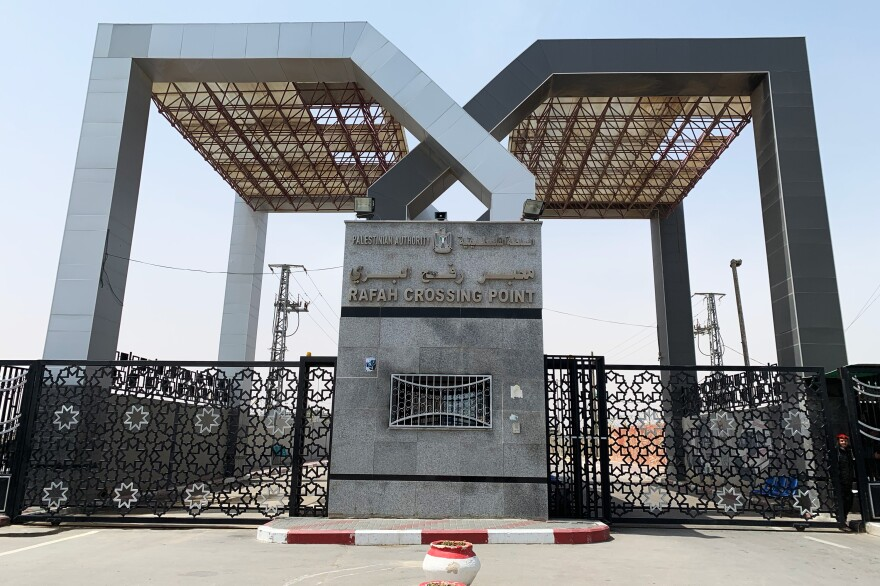 The Rafah gate on the Gaza-Egypt border, mostly closed in recent years, was opened in May 2018. Egypt and Israel have imposed a blockade to contain Hamas and keep militants out.