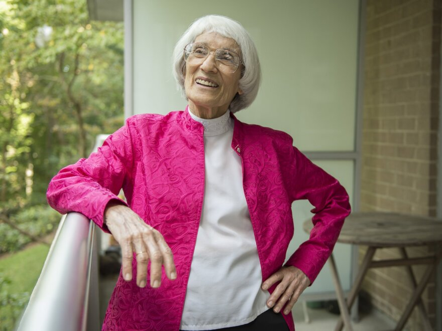 "Bernice ""Bunny"" Sandler battled discrimination on the basis of sex, helping create Title IX legislation to give women and girls more opportunities in education and athletics."
