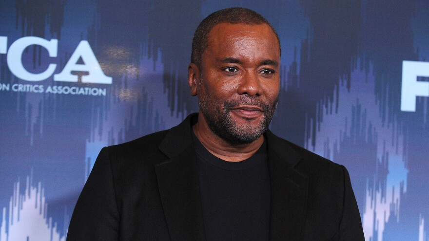 <em>Empire</em> and <em>Star</em> creator Lee Daniels at this year's Television Critics Association winter press tour. He says brilliant art may come from Donald Trump's victory.