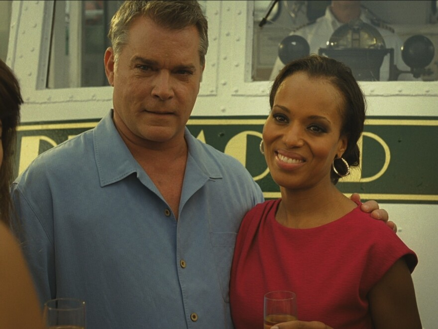 Rebecca (Kerry Washington) and Peter (Ray Liotta) face infidelity as well; <em>The Details</em> is about illustrating that in this suburb, life isn't nearly as Stepfordian as it seems.
