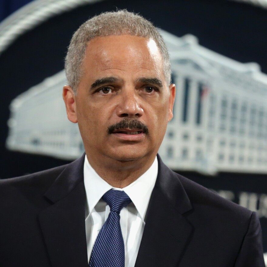 U.S. Attorney General Eric Holder announced indictments against Chinese military hackers on cyber-espionage charges May 19.