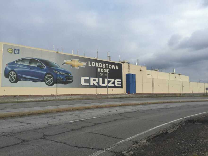Lordstown auto plant