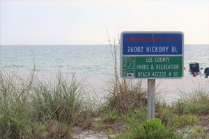 Lee County approves a $2.5 million grant to add sand to Little Hickory Island