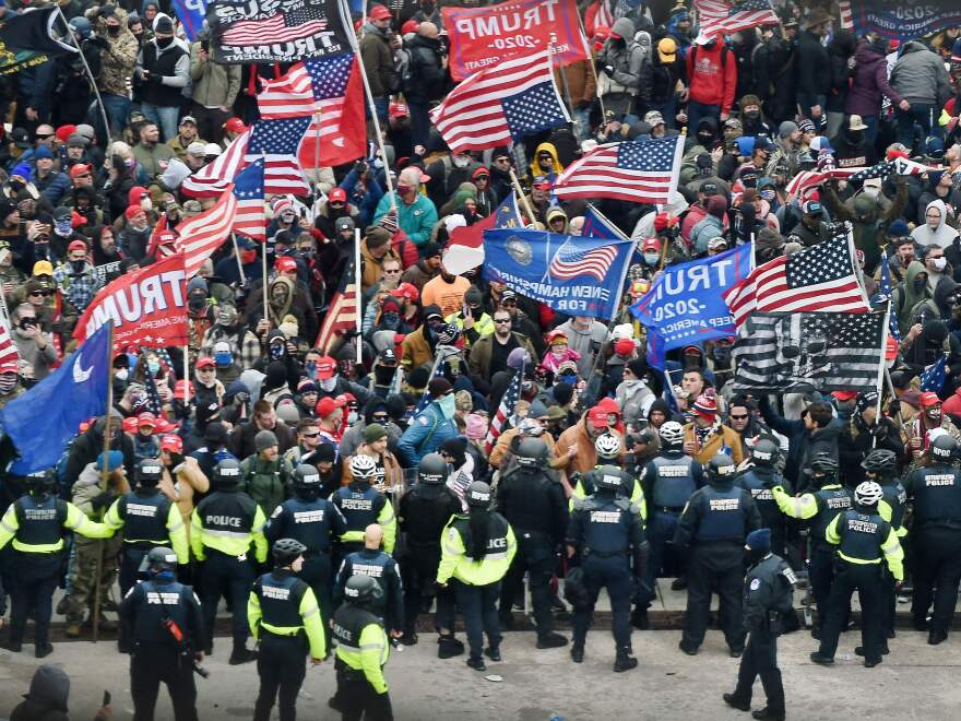 Trump supporters stormed the U.S. Capitol on Wednesday and quickly overran unprepared Capitol police on the scene. Lawmakers and other staffers on site had to be evacuated after rioters breached the building.