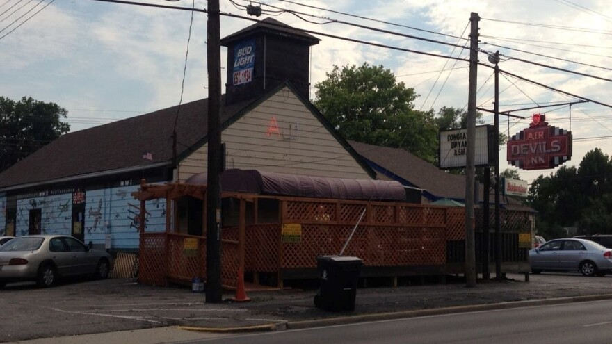 With repair costs mounting, Air Devil's Inn owner Kristie Shockley wasn't sure the bar would make it through the summer, so she put out a call for help on social media — and some regulars planned a benefit.