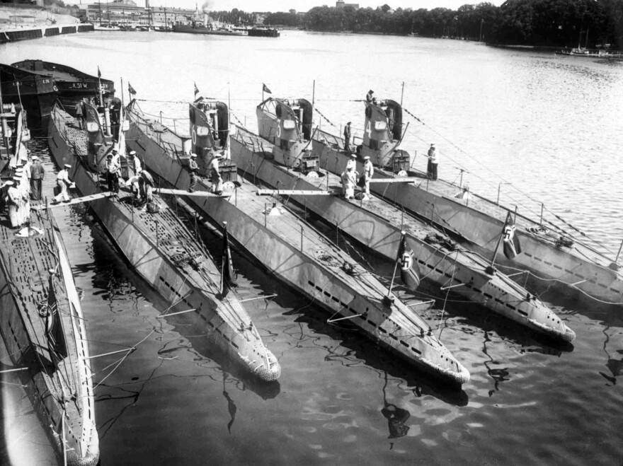 Researchers from the Sea War Museum Jutland announced they found a Nazi U-boat that disappeared a day after Germans surrendered to Danish forces in 1945.