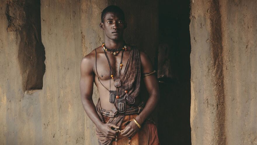 Malachi Kirby plays Kunta Kinte in the updated version of the miniseries <em>Roots</em>.