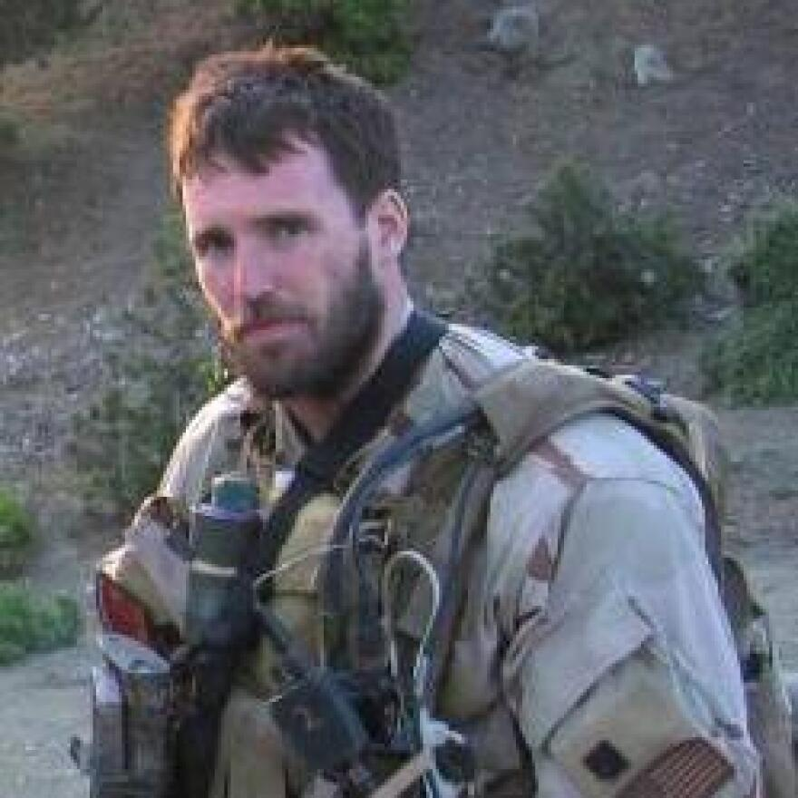 SEAL Lt. Michael P. Murphy, from Patchogue, N.Y., was killed by enemy forces during a reconnaissance mission in 2005.