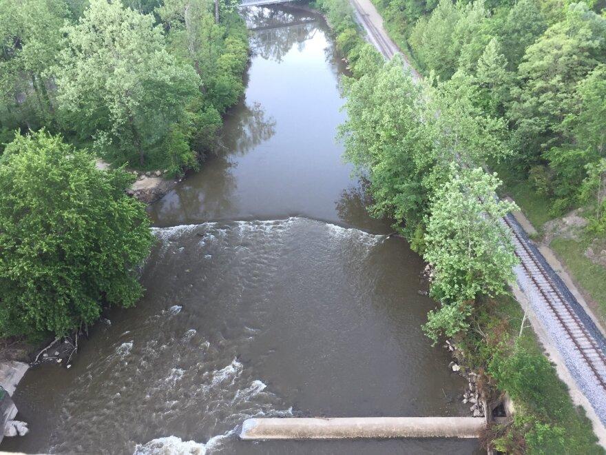 photo of Brecksville Dam
