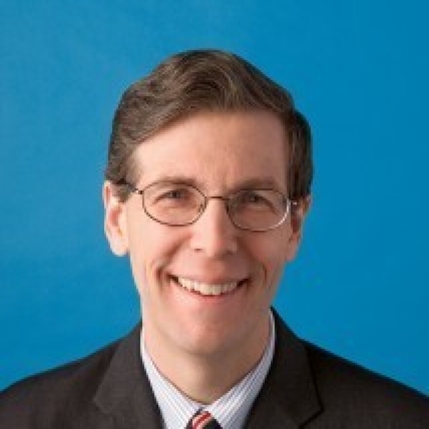 Michael Levine, founding director of the Joan Ganz Cooney Center at Sesame Workshop.