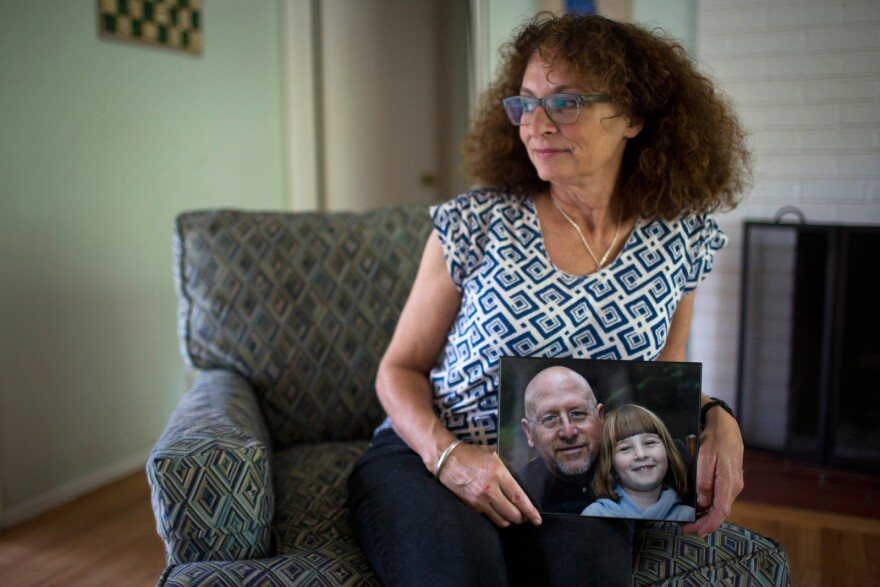 Nora Zamichow says if she and her husband, Mark Saylor, had known how doctors die, they might have made different treatment decisions for him toward the end of his life.