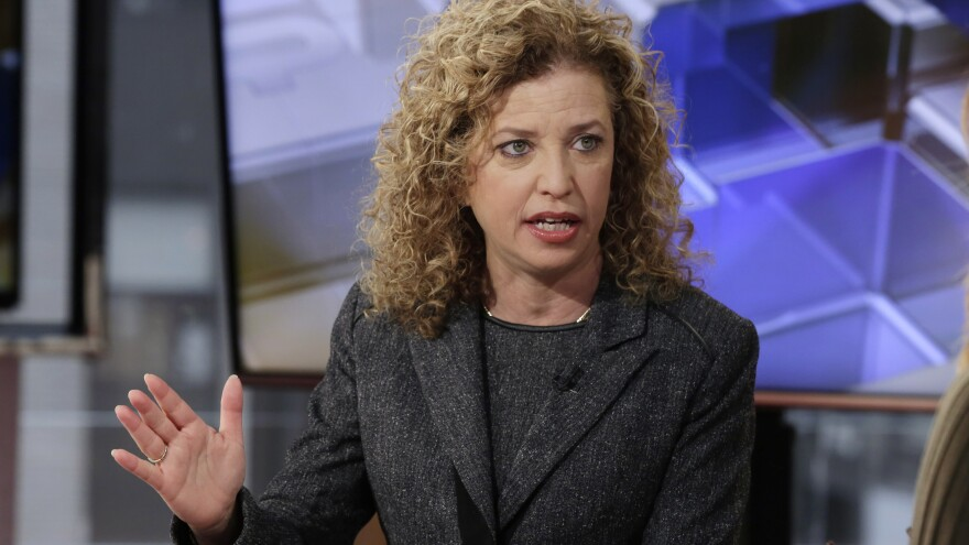 Sen. Bernie Sanders has called for DNC Chair Debbie Wasserman Schultz to resign for months, saying the committee always favored Clinton's campaign.