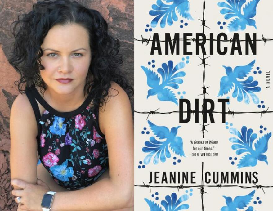 "Oprah Winfrey selected ""American Dirt"" by Jeanine Cummins for her popular book club in January 2020."