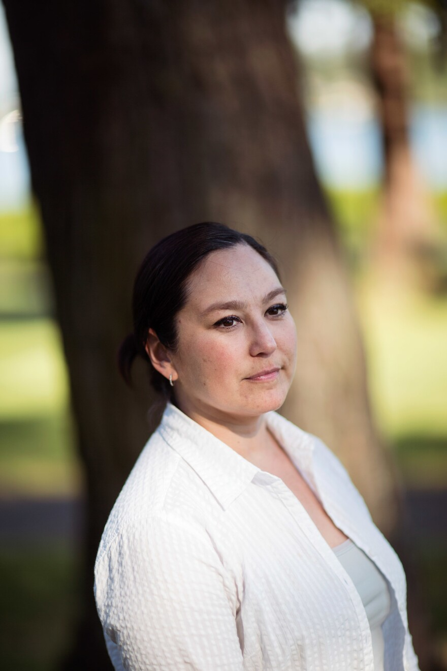 Rene Schimmel has worked to give her son an Alaska Native identity, while struggling herself with the lingering effects of cultural destruction that traumatized previous generations of their family.
