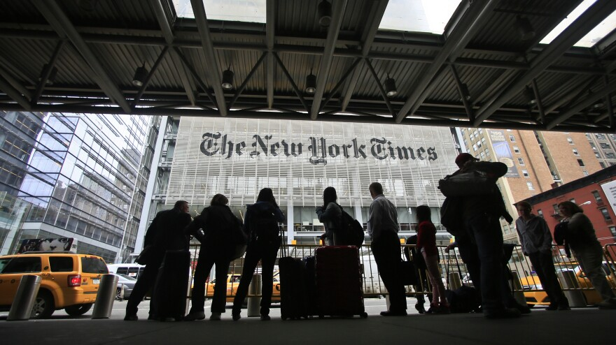 The <em>Times </em>is making headlines for more than just its change in leadership; an internal review, which leaked to the press earlier this month, was intensely critical about how the newspaper has adapted to the digital era.