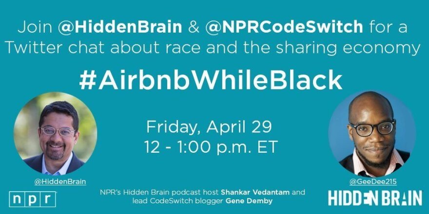 Join us at noon for a Twitter chat!