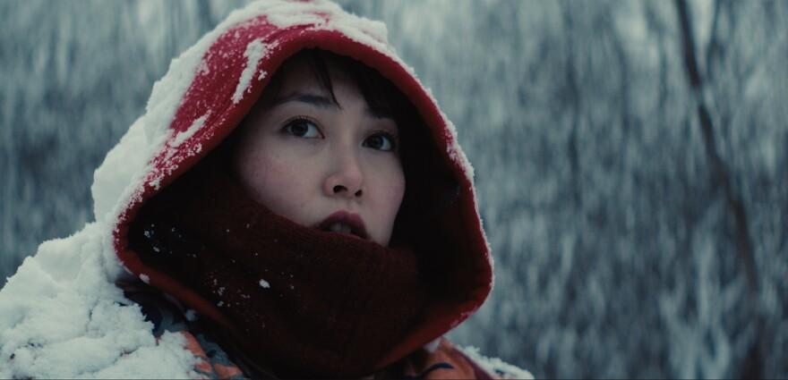 """A still from """"Kumiko, the Treasure Hunter."""""""