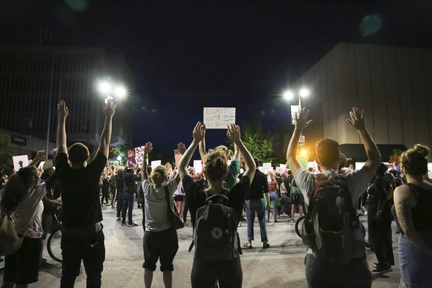 053120_NU_LawrenceGeorgeFloydProtest_03