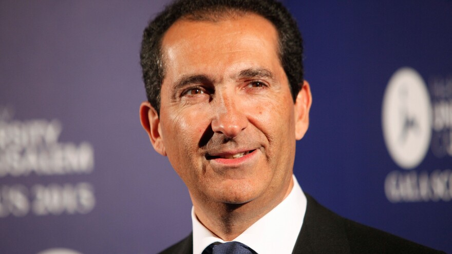 Altice President Patrick Drahi has struck a deal to buy Cablevision from the Dolan family, in a deal that includes $10 billion in equity and $7.7 billion in debt.