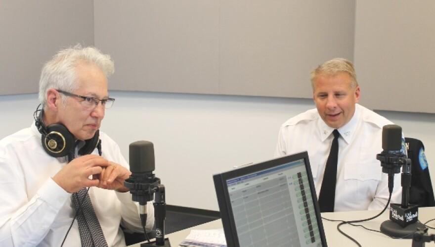 Rick Rosenfeld and Sam Dotson