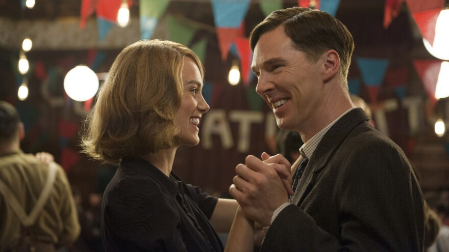 <em>The Imitation Game,</em> starring Keira Knightley and Benedict Cumberbatch, follows the story of mathematician Alan Turing — from his efforts to break Germany's Enigma code during World War II to his conviction for homosexuality.