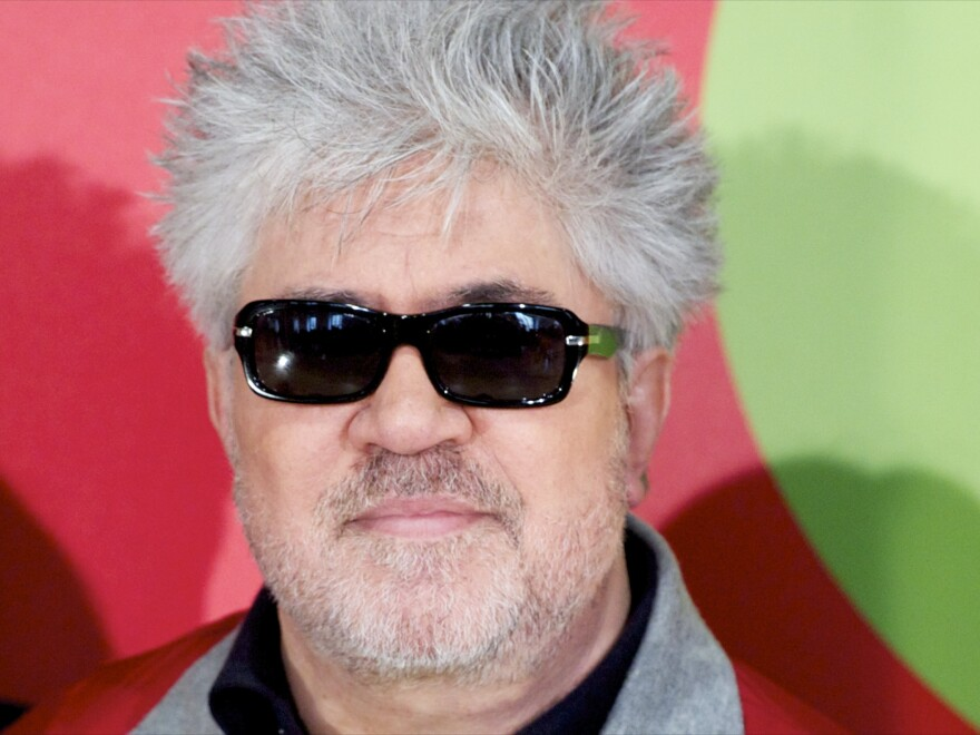 Spanish director Pedro Almodovar's new film is called <em>I'm So Excited</em>.