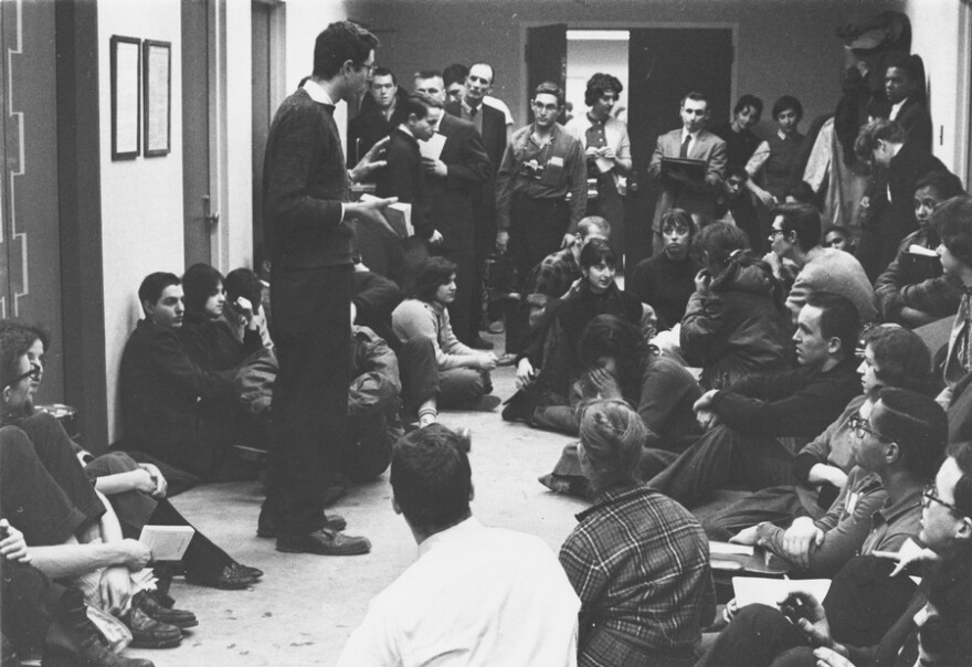 Sanders has said this 1962 sit-in for housing equality introduced him to the power of political activism.