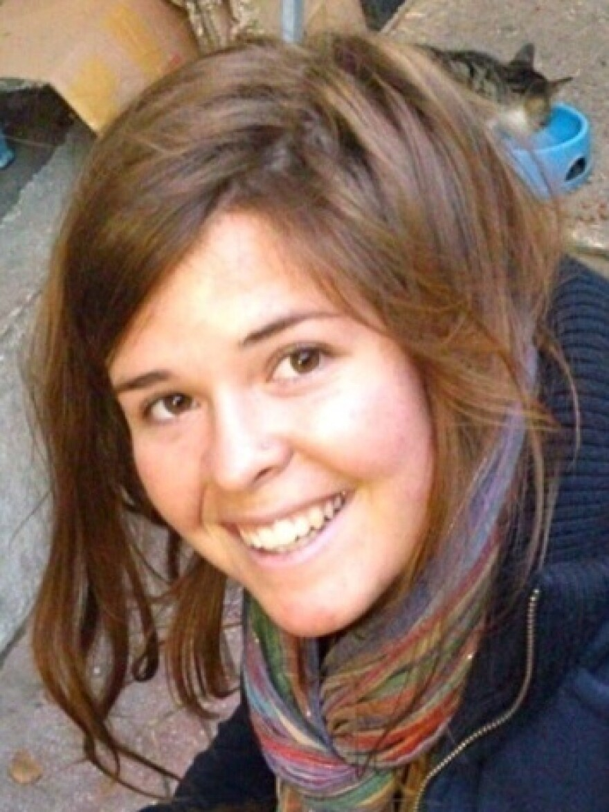 Members of the family of Kayla Mueller, 26, have confirmed that their daughter has died. She had been held captive since being taken prisoner in 2013 while doing humanitarian work in Syria.