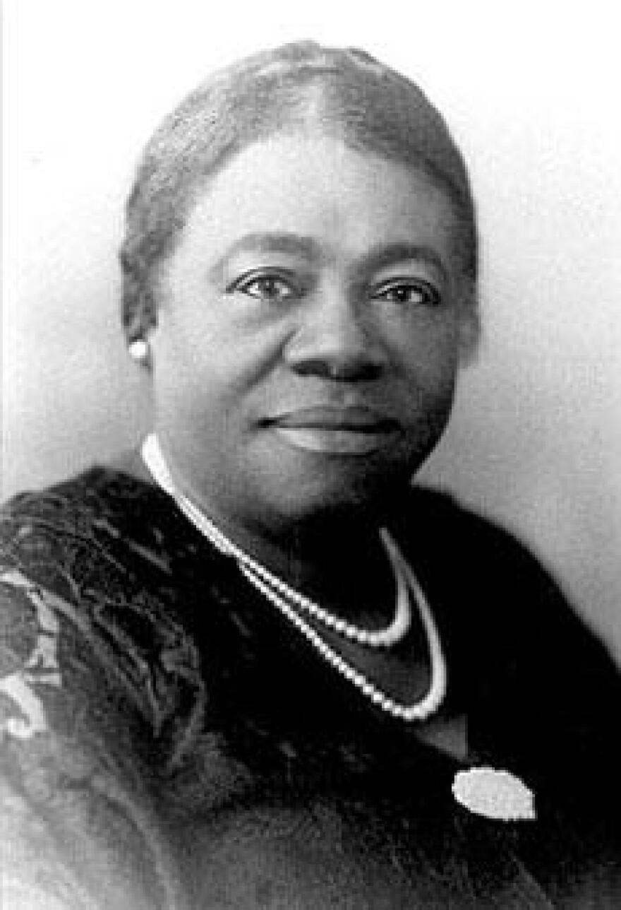 Mary McLeod Bethune founded what became Bethune-Cookman University in Daytona Beach.