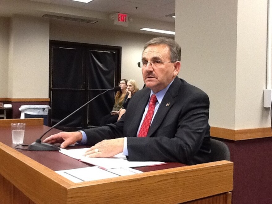 Republican Sen. Doug Libla, of Poplar Bluff, says he hasn't heard much about progress on the proposed steel and aluminum smelting plants in southeast Missouri.