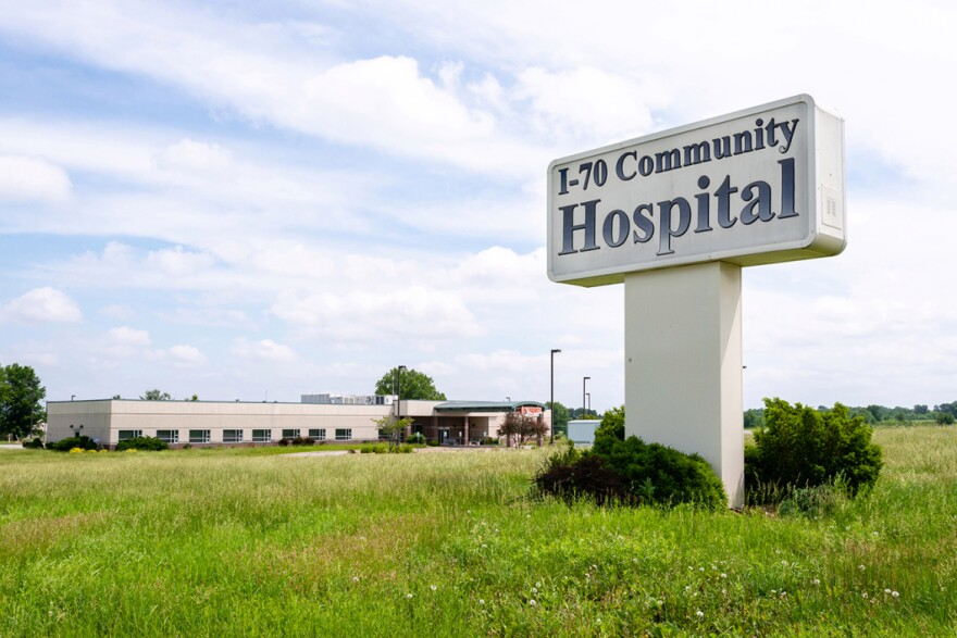 I-70 Community Hospital in Sweet Springs, Missouri, formerly managed by Miami businessman Jorge A. Perez, has remained closed since February 2019.