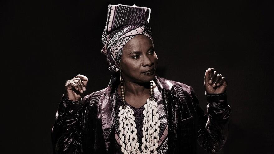 Angelique Kidjo's <em>Celia</em> is out April 19 on Decca Records.