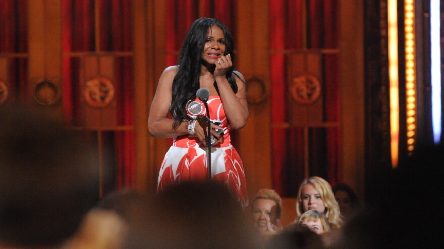 Audra McDonald won her record sixth Tony for her portrayal of Billie Holiday in <em>Lady Day at Emerson's Bar and Grill</em>.