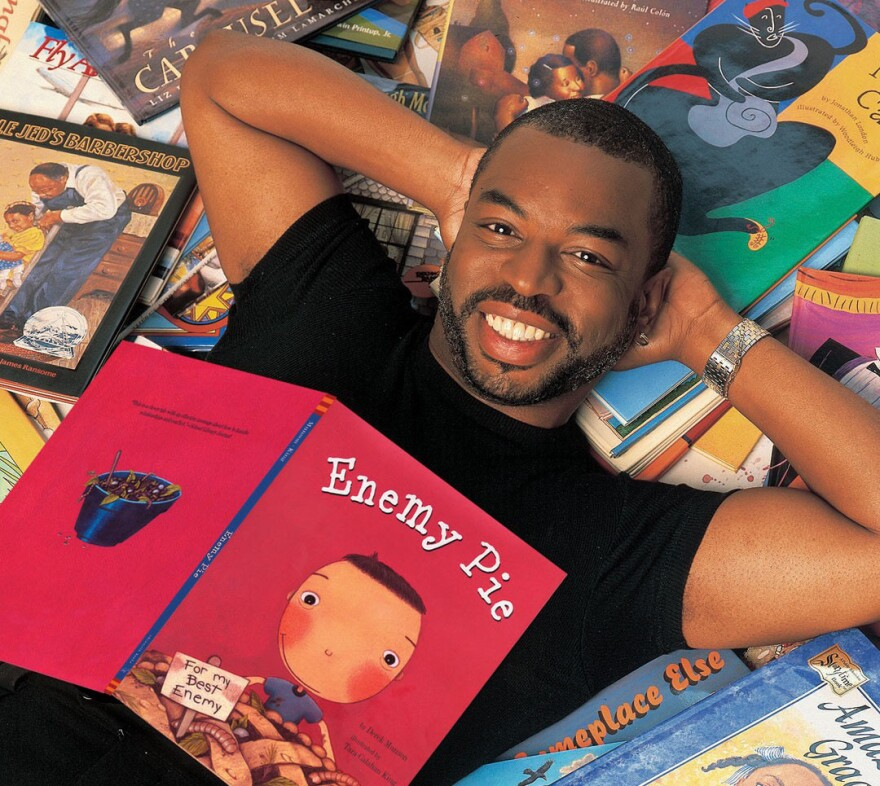 """<em>Reading Rainbow</em> went off the air in 2009, but the show's host, LeVar Burton, is keeping the brand alive. He is raising money for an interactive website to """"bring <em>Reading Rainbow</em> back for every child, everywhere."""""""