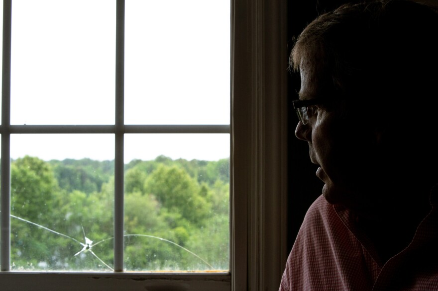 052319-BobbyStrong-Window-Ben-McKeown-WUNC.jpg