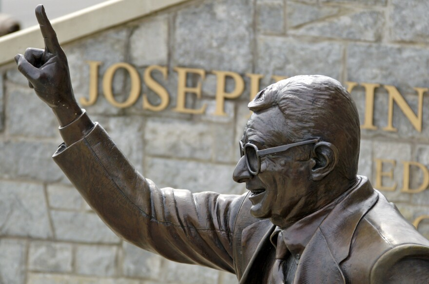 Supporters of former Penn State head football coach Joe Paterno have launched a campaign to reclaim his legacy, including an initiative to have his statute returned to the university grounds.