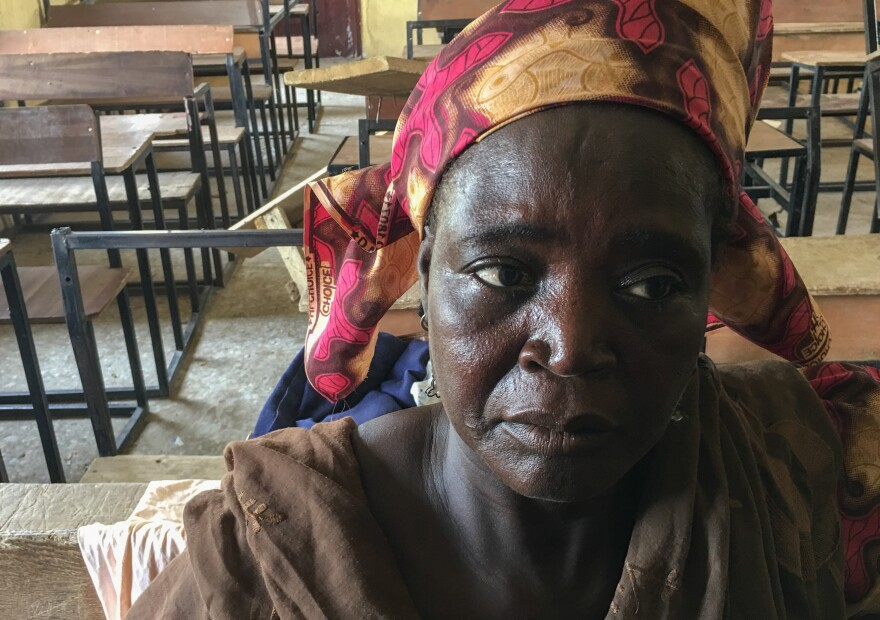 Zainabu Hamayaji went to extreme lengths to keep her children from being abducted by Boko Haram.