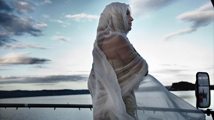 Monica Bellucci as Milly Catena in a scene from Alice Rohrwacher's <em>The Wonders</em>.