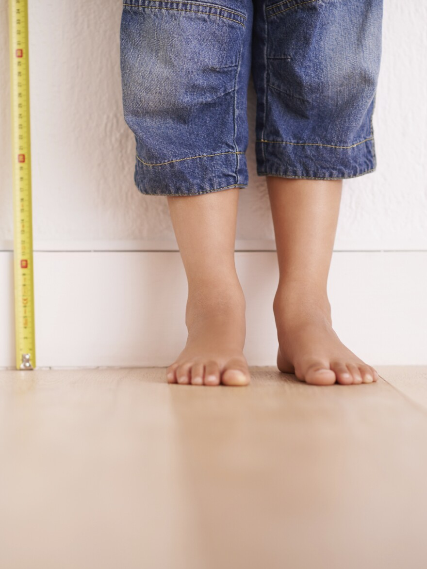 A recent study found a brief delay in peak growth spurt among boys who took ADHD stimulants for at least three years, but no significant effect on their ultimate height.