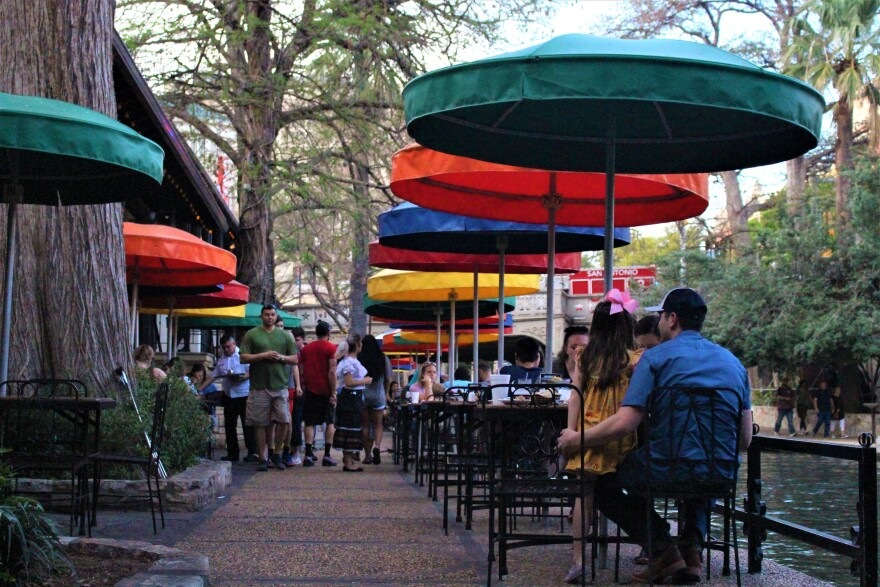 San Antonio mayor Ron Nirenberg banned gatherings of more than 50 people, but the order doesn't apply to restaurants and bars.