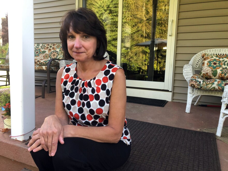 Karen Bradley worked at St. Clare's Hospital in Schenectady, N.Y., for 24 years. Along with hundreds of others who worked at the Catholic hospital, she has learned that the pension she was counting on for retirement is gone.