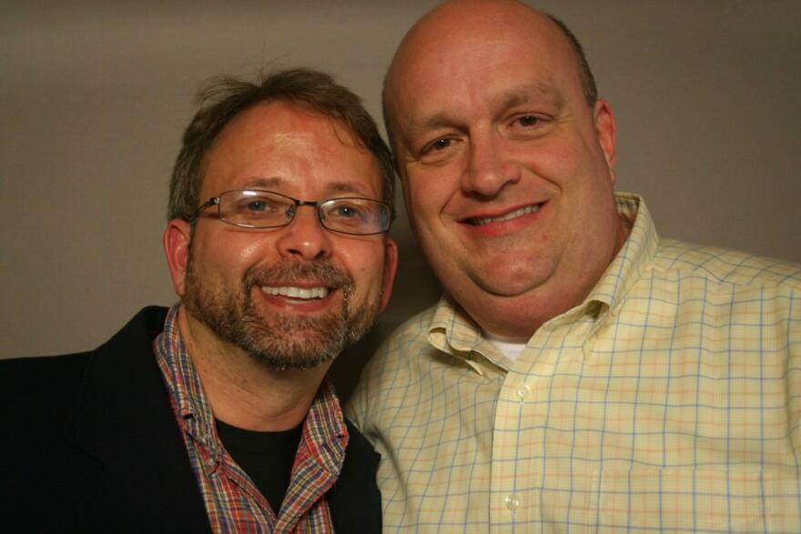 Dan Carl and Michael Castle