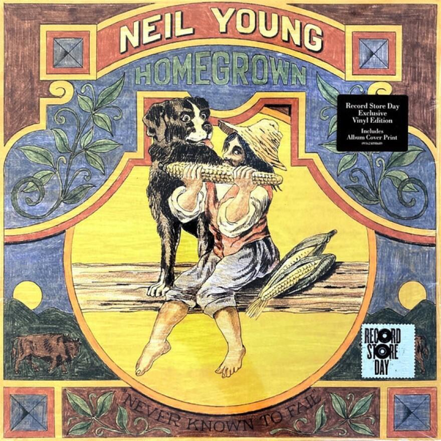 <em>Homegrown</em>, Neil Young