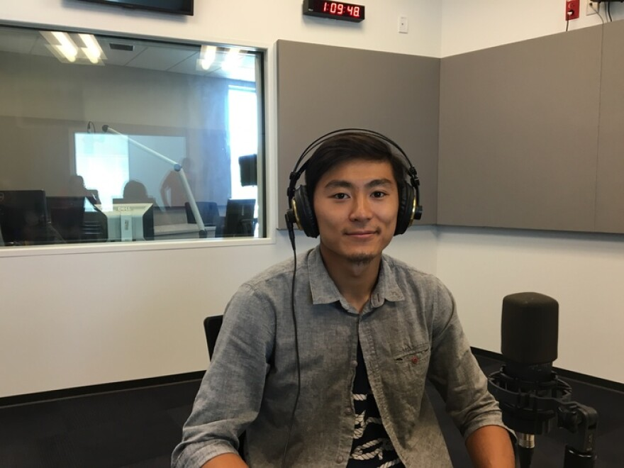 Jun Bae, a graduate of Washington University and rising documentary filmmaker, made a documentary about Washington University professor Bob Hansmen's bus tours of St. Louis.